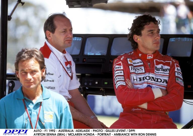 """Ma 69 éves Ron Dennis, a McLaren """"császára"""""""