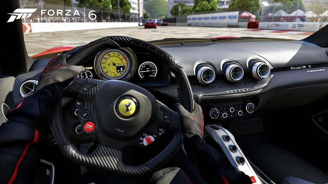 Forza Motorsport 6: nappal Vs. éjszaka Vs. eső Spa-Francorchampsban