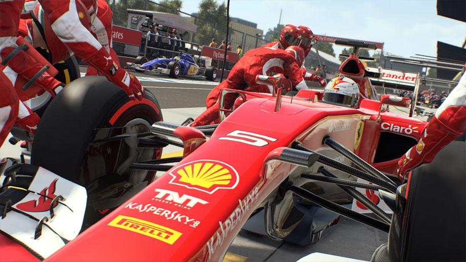 F1 2015: Új játékmenet videó! PS4-es verzió!