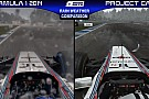 Project CARS a Forma-1 hivatalos játéka ellen: Ennyivel jobb az esőszimuláció a next-gen játékban