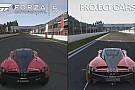 Project CARS Vs. Forza 5: Pagani Huayra Spa-ban