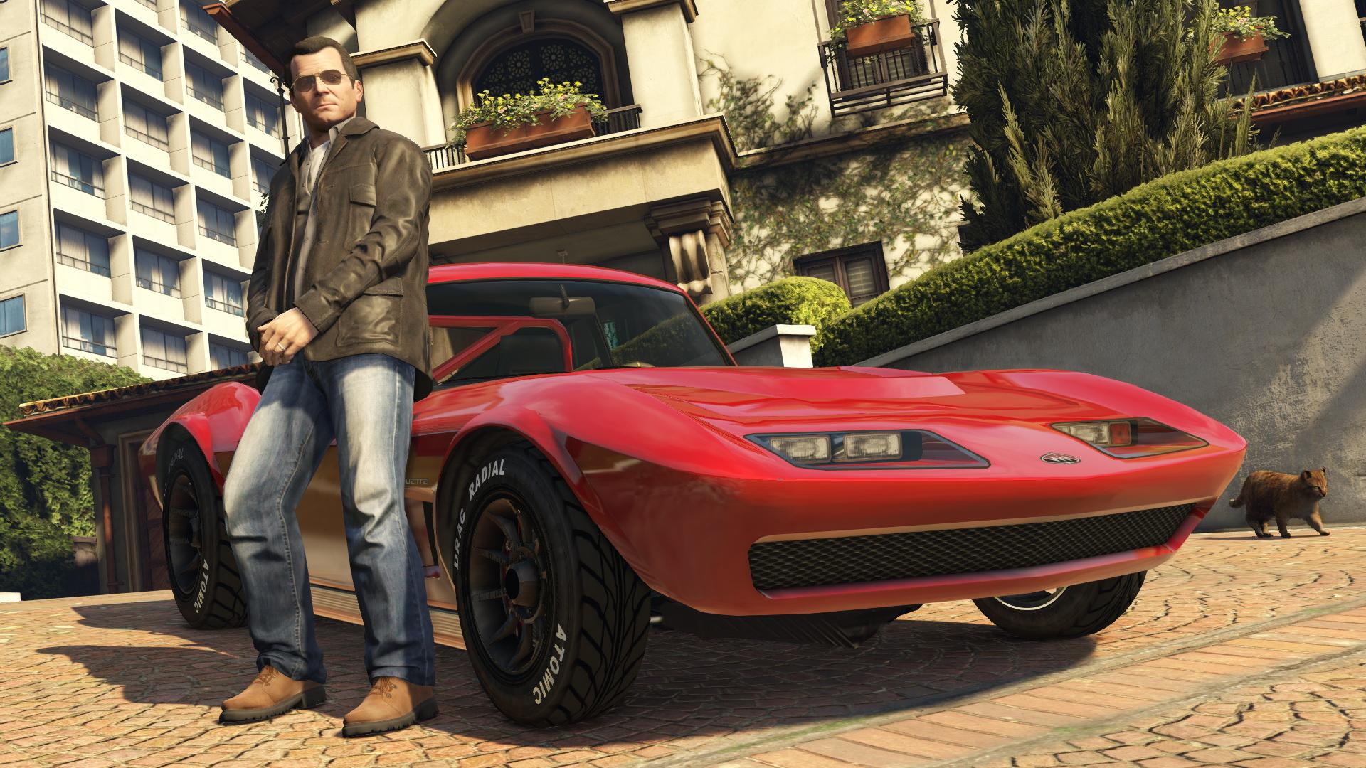 Grand Theft Auto V next-gen: Kezd elszabadulni a pokol...