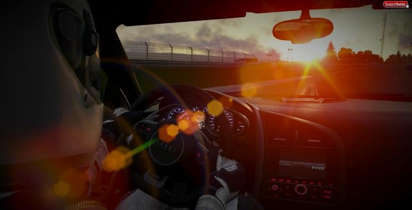 Így néz ki nagyon durva grafikai beállításokkal a szimulátoros játék: Project CARS