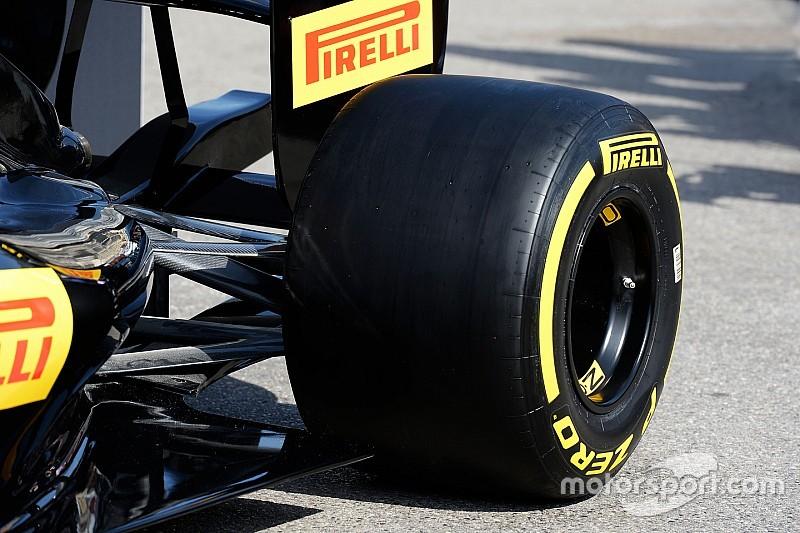 """ピレリ「2017年の新タイヤは、F1に""""素晴らしい""""結果をもたらす」"""