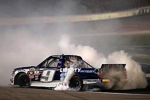 NASCAR Truck Rennbericht Trucks: Matt Crafton dominiert, William Byron siegt