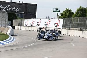 IndyCar BRÉKING Zúzták a technikát Detroitban - IndyCar