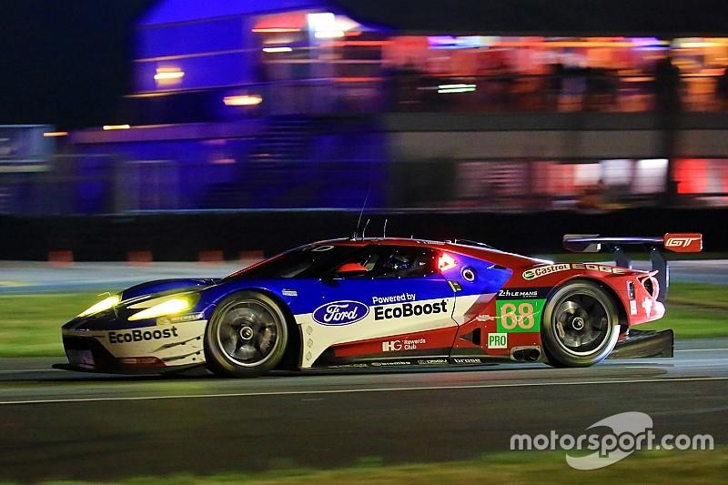 ル・マン24時間:フォードGTとフェラーリに性能調整