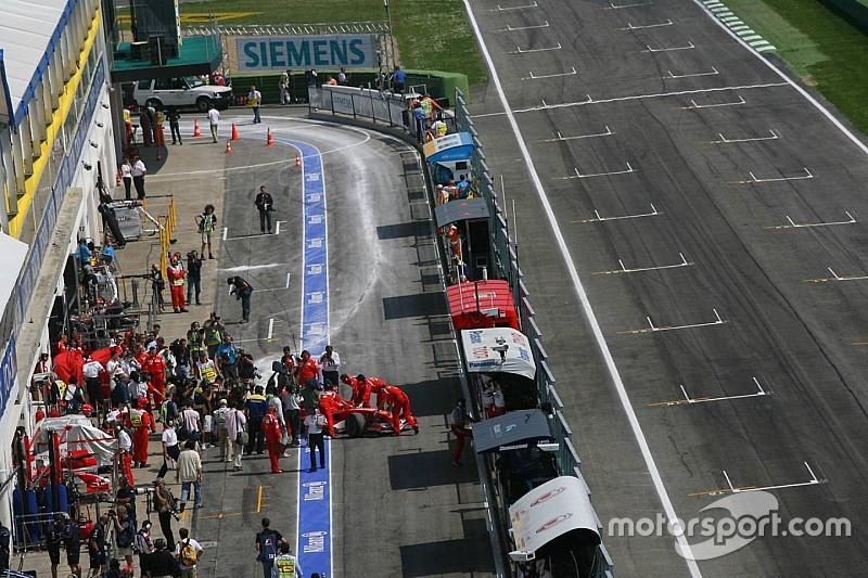 意大利大奖赛或移师伊莫拉