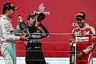 F1ヨーロッパGP決勝:ロズベルグ、初開催バクーを完全制圧。ベッテルが2位
