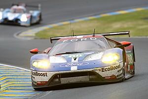 Le Mans Entrevista Hicimos historia, dice Ford por triunfo en GT