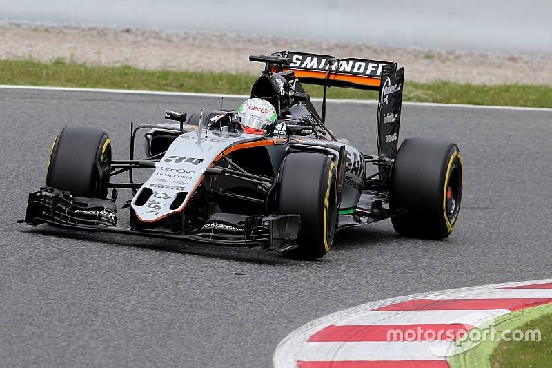 Селіс замінить Переса у першій практиці Гран Прі Австрії
