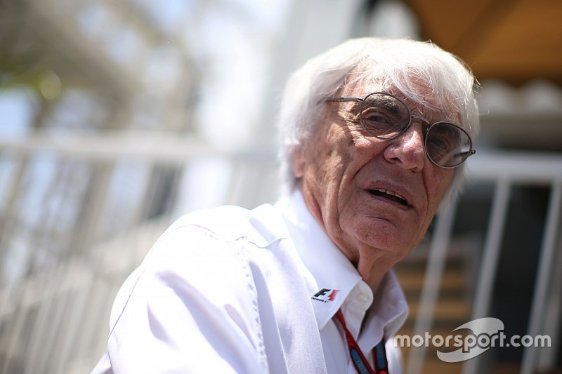 埃克莱斯顿考虑调整F1奖金制度