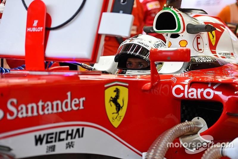 Ferrari використала ще один жетон для підготовки двигуна до Австрії