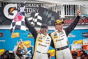 IMSA Reporte de la carrera Fittipaldi y Barbosa vencen en Watkins Glen