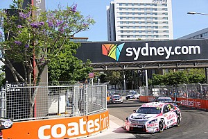Supercars Breaking news Gosford stalls on Supercars plan
