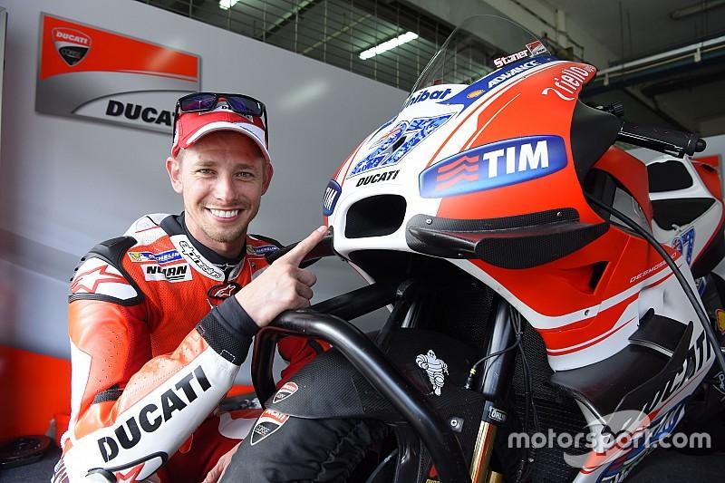 MotoGP - Stoner ne sera pas le coach de Lorenzo, mais il l'aidera