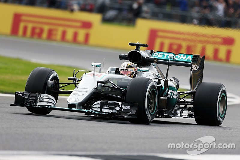 Grande-Bretagne - EL2 - Hamilton sur sa lancée, Rosberg à pied