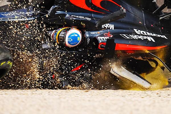 Formula 1 Son dakika Alonso hala Avusturalya'daki kazanın etkisini hissediyor