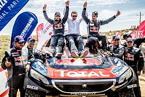 Cross-Country Rally Etappenbericht Silk Way Rally von Moskau nach Peking: Cyril Despres gewinnt für Peugeot