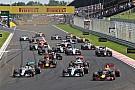 Formel 1 in Budapest: Das Rennergebnis in Bildern