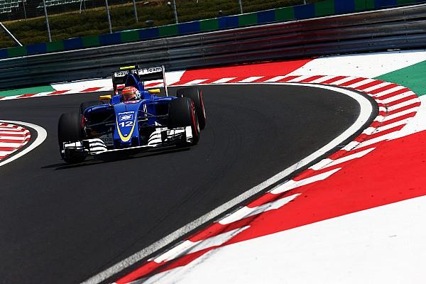 Fórmula 1 Últimas notícias Para Nasr, tráfego intenso impediu melhor resultado
