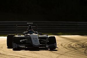 GP3 Репортаж з гонки GP3 на Хунгароринзі: Перрі здобуває першу перемогу
