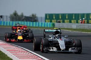Формула 1 Новость Мотор Renault уступает Mercedes 47 лошадиных сил