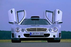 GT Feature Bildergalerie: Der Mercedes CLK GTR von 1997