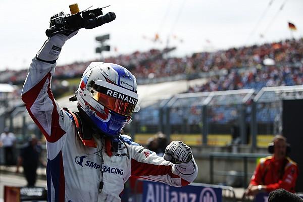 GP2 Blog Chronique Sirotkin - Enfin la victoire!