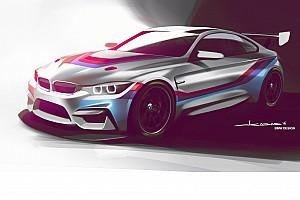 GT News Neuwagen aus München: BMW bringt 2018 den M4 GT4 an den Start