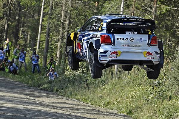 WRC Résumé de spéciale ES6 - Scratch pour Latvala mais Meeke veille au grain