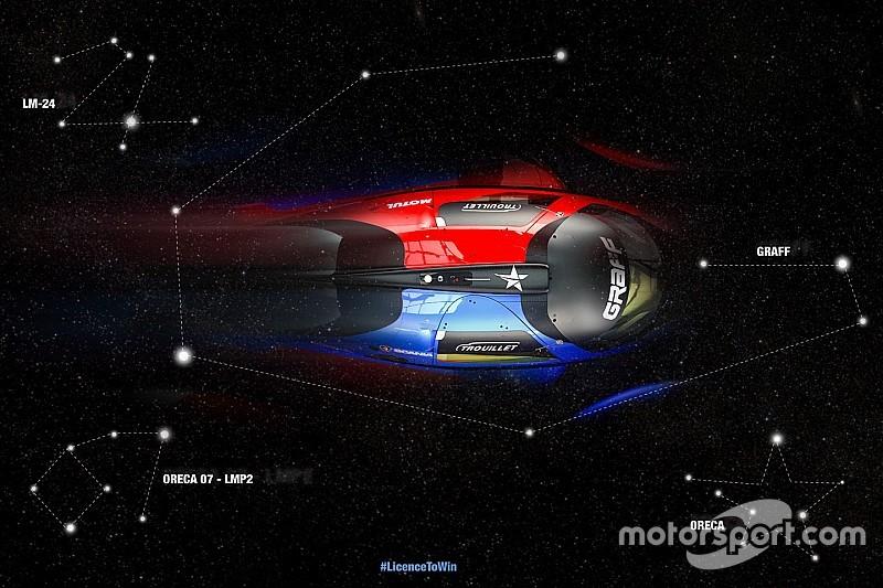 グラフレーシング、LMP2クラスで来年のル・マン出場を目指す