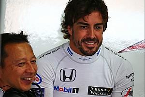 Формула 1 Новость Алонсо отметил разительные перемены в организации Honda