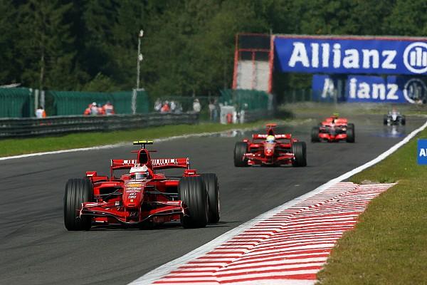 Formule 1 Diaporama Palmarès - Les 10 derniers vainqueurs du Grand Prix de Belgique