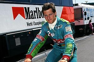 Há 25 anos, prisão promovia estreia de Schumacher na F1
