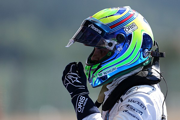 Fórmula 1 Últimas notícias Largando em 10°, Massa admite erro no Q3