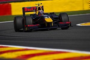 GP2 Reporte de la carrera Gasly, victoria y liderato en solitario tras la carrera de Spa