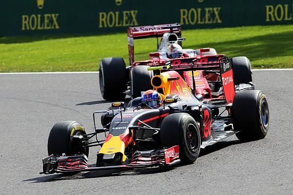 Formule 1 Réactions Verstappen -
