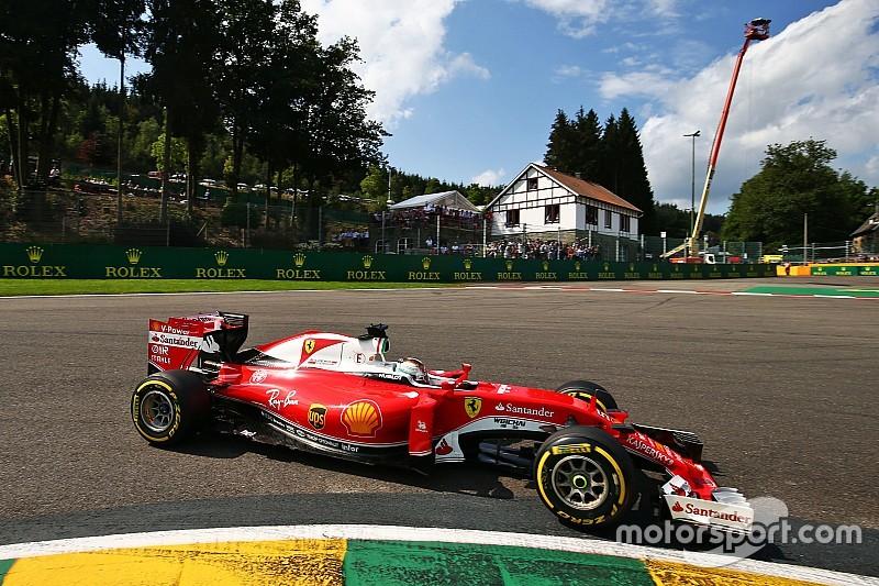フェラーリ、揃ってアクシデントに遭うも「その後のパフォーマンスに勇気づけられた」