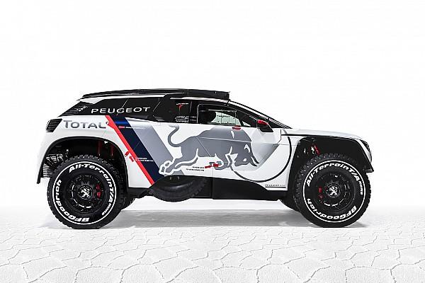 Dakar Noticias de última hora Peugeot presenta su nuevo 3008 DKR para el Dakar