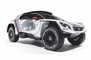 Дакар Важливі новини Нова зброя Peugeot на