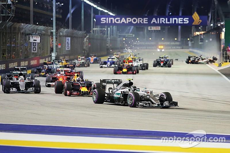 Fácil, Rosberg vence em Cingapura e é novo líder da F1