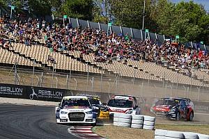 Ралі-Крос Репортаж з гонки WRX Барселона: Екстрьом виграє та виходить в лідери