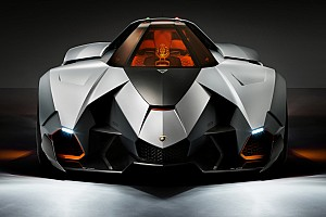 Automotive Feature Bildergalerie: Lamborghini Egoista