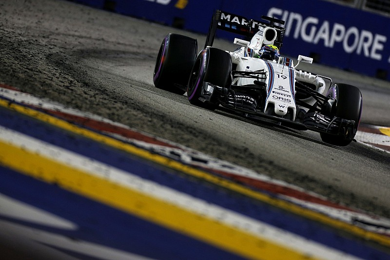 Kolumne von Felipe Massa: Singapur als die erwartet schwierige Aufgabe