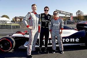 IndyCar Özel Haber IndyCar ve Star Wars bir araya geldi