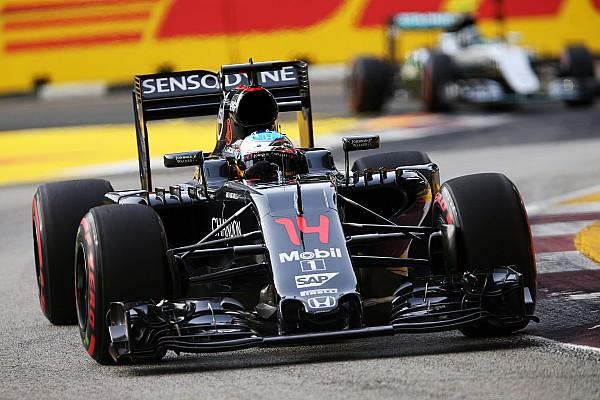 Formule 1 Actualités McLaren est