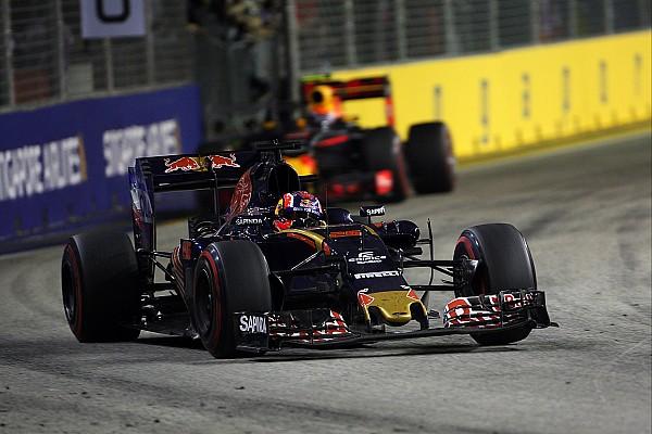 Формула 1 Новость Квят вновь поверил в себя, убежден Тост