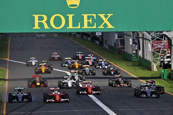 Формула 1 Новость Опубликован календарь Ф1 на 2017 год