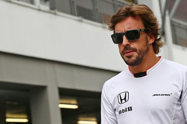 Formule 1 Actualités Alonso vise les points malgré sa pénalité à Sepang